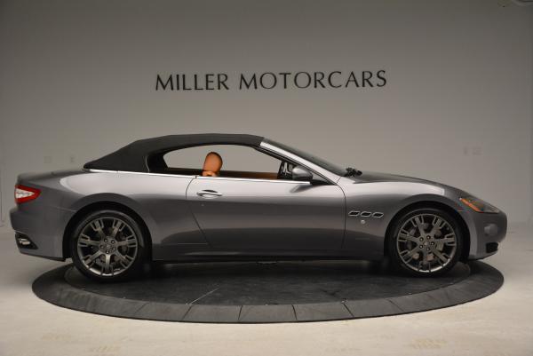 Used 2012 Maserati GranTurismo for sale Sold at Pagani of Greenwich in Greenwich CT 06830 16