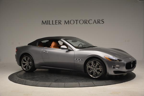 Used 2012 Maserati GranTurismo for sale Sold at Pagani of Greenwich in Greenwich CT 06830 17
