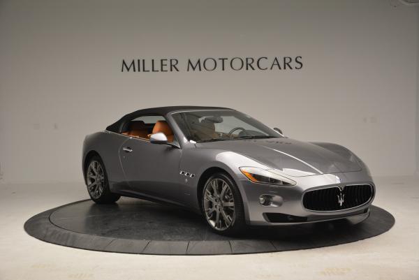 Used 2012 Maserati GranTurismo for sale Sold at Pagani of Greenwich in Greenwich CT 06830 18