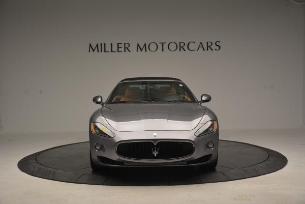 Used 2012 Maserati GranTurismo for sale Sold at Pagani of Greenwich in Greenwich CT 06830 19