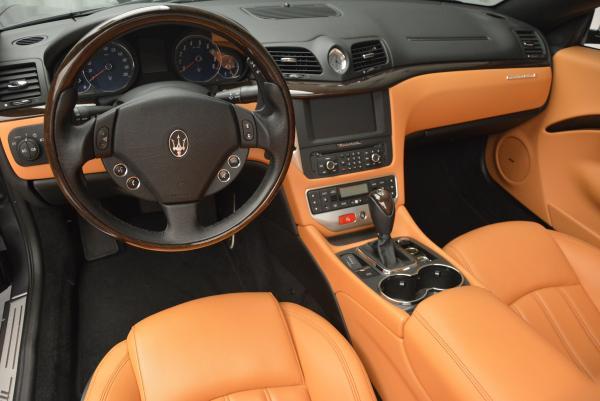 Used 2012 Maserati GranTurismo for sale Sold at Pagani of Greenwich in Greenwich CT 06830 20