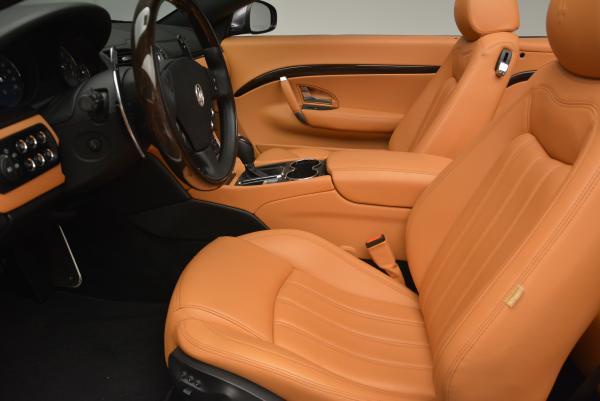 Used 2012 Maserati GranTurismo for sale Sold at Pagani of Greenwich in Greenwich CT 06830 21