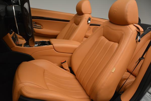 Used 2012 Maserati GranTurismo for sale Sold at Pagani of Greenwich in Greenwich CT 06830 22