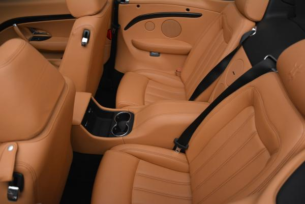Used 2012 Maserati GranTurismo for sale Sold at Pagani of Greenwich in Greenwich CT 06830 23