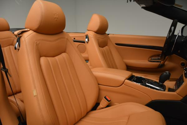 Used 2012 Maserati GranTurismo for sale Sold at Pagani of Greenwich in Greenwich CT 06830 27