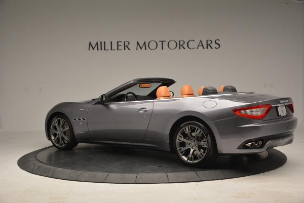 Used 2012 Maserati GranTurismo for sale Sold at Pagani of Greenwich in Greenwich CT 06830 4