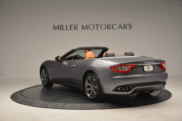Used 2012 Maserati GranTurismo for sale Sold at Pagani of Greenwich in Greenwich CT 06830 5
