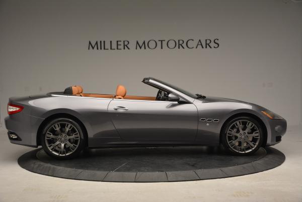 Used 2012 Maserati GranTurismo for sale Sold at Pagani of Greenwich in Greenwich CT 06830 9