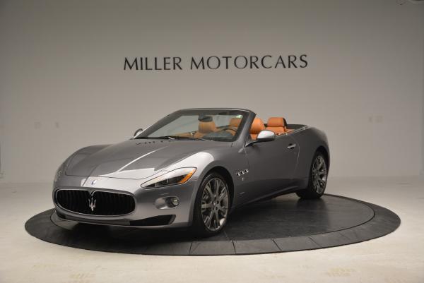 Used 2012 Maserati GranTurismo for sale Sold at Pagani of Greenwich in Greenwich CT 06830 1