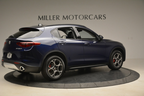 New 2018 Alfa Romeo Stelvio Sport Q4 for sale Sold at Pagani of Greenwich in Greenwich CT 06830 8