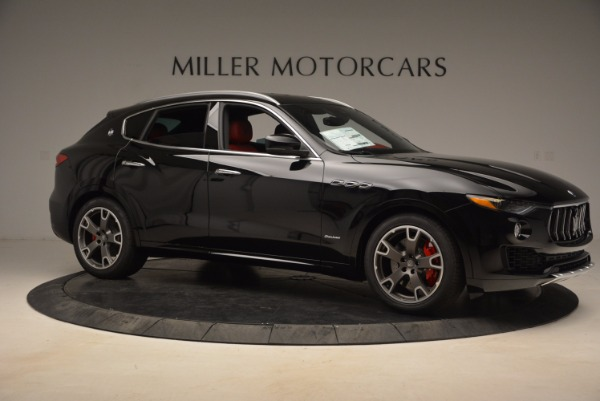 New 2018 Maserati Levante S Q4 GranLusso for sale Sold at Pagani of Greenwich in Greenwich CT 06830 10