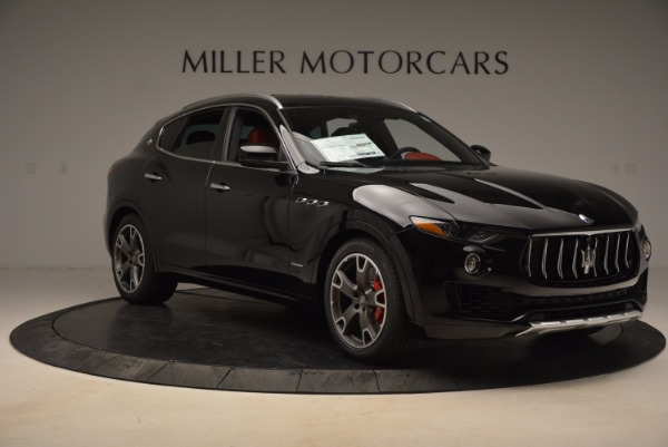 New 2018 Maserati Levante S Q4 GranLusso for sale Sold at Pagani of Greenwich in Greenwich CT 06830 11