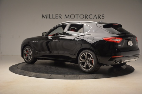 New 2018 Maserati Levante S Q4 GranLusso for sale Sold at Pagani of Greenwich in Greenwich CT 06830 4