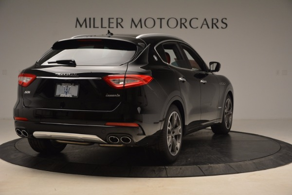 New 2018 Maserati Levante S Q4 GranLusso for sale Sold at Pagani of Greenwich in Greenwich CT 06830 7