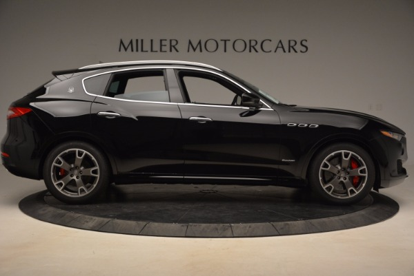 New 2018 Maserati Levante S Q4 GranLusso for sale Sold at Pagani of Greenwich in Greenwich CT 06830 9