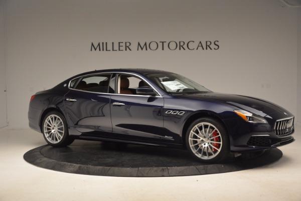 New 2018 Maserati Quattroporte S Q4 GranLusso for sale Sold at Pagani of Greenwich in Greenwich CT 06830 10