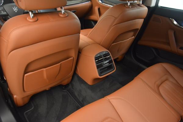 New 2018 Maserati Quattroporte S Q4 GranLusso for sale Sold at Pagani of Greenwich in Greenwich CT 06830 16