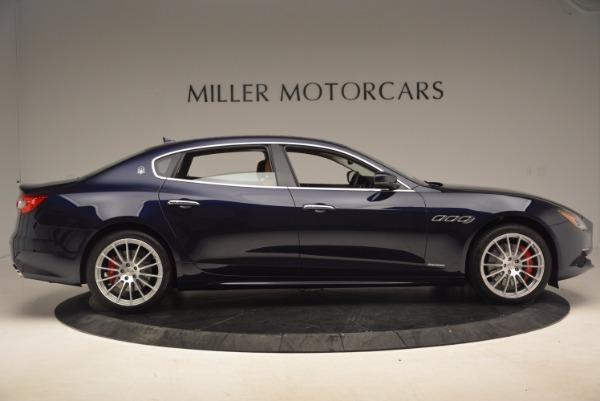 New 2018 Maserati Quattroporte S Q4 GranLusso for sale Sold at Pagani of Greenwich in Greenwich CT 06830 9