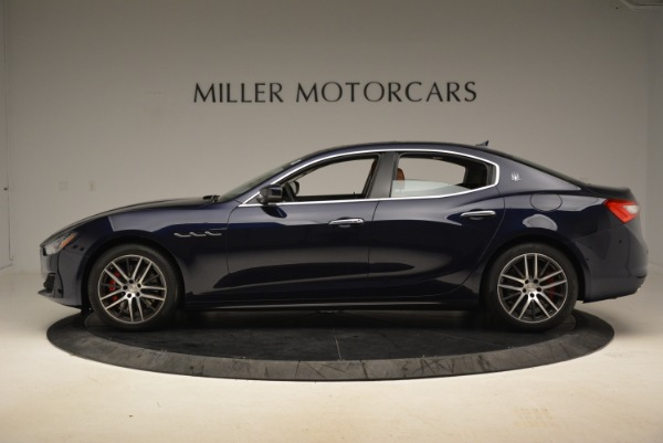 New 2018 Maserati Ghibli S Q4 for sale Sold at Pagani of Greenwich in Greenwich CT 06830 3