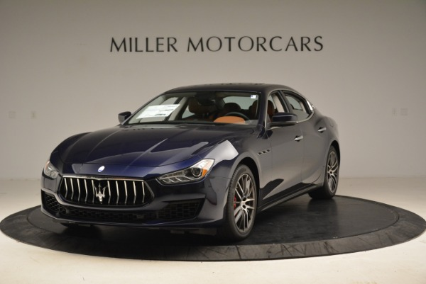 New 2018 Maserati Ghibli S Q4 for sale Sold at Pagani of Greenwich in Greenwich CT 06830 1