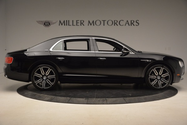 New 2017 Bentley Flying Spur W12 for sale Sold at Pagani of Greenwich in Greenwich CT 06830 9