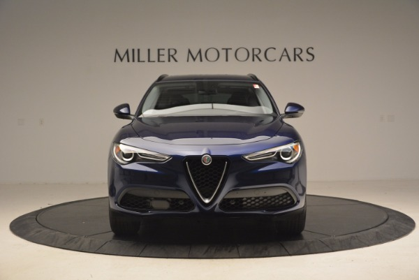 New 2018 Alfa Romeo Stelvio Sport Q4 for sale Sold at Pagani of Greenwich in Greenwich CT 06830 12
