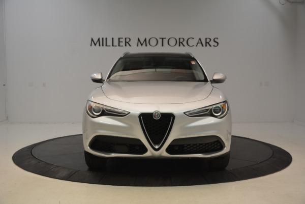 New 2018 Alfa Romeo Stelvio Q4 for sale Sold at Pagani of Greenwich in Greenwich CT 06830 2