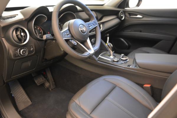 New 2018 Alfa Romeo Stelvio Q4 for sale Sold at Pagani of Greenwich in Greenwich CT 06830 3