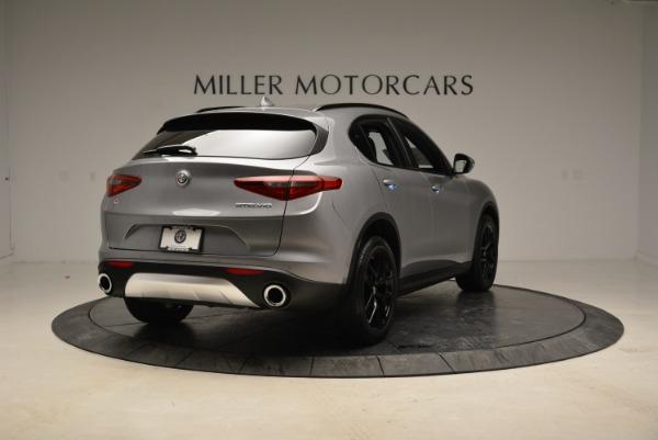 New 2018 Alfa Romeo Stelvio Ti Sport Q4 for sale Sold at Pagani of Greenwich in Greenwich CT 06830 7