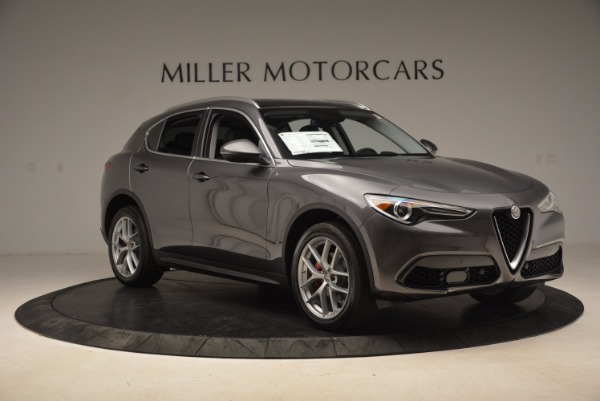 New 2018 Alfa Romeo Stelvio Q4 for sale Sold at Pagani of Greenwich in Greenwich CT 06830 11