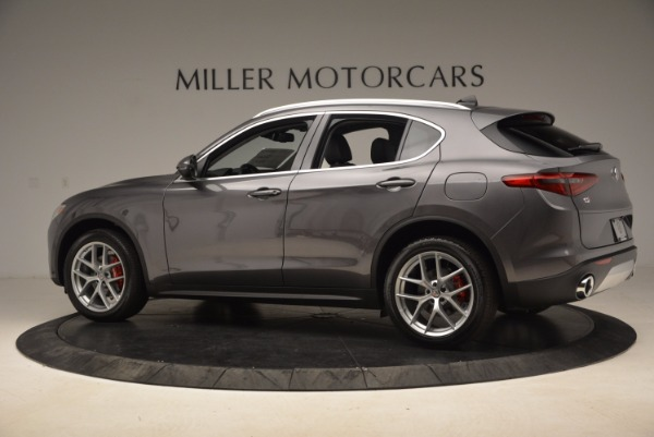 New 2018 Alfa Romeo Stelvio Q4 for sale Sold at Pagani of Greenwich in Greenwich CT 06830 4