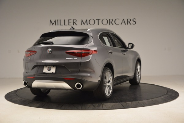 New 2018 Alfa Romeo Stelvio Q4 for sale Sold at Pagani of Greenwich in Greenwich CT 06830 7