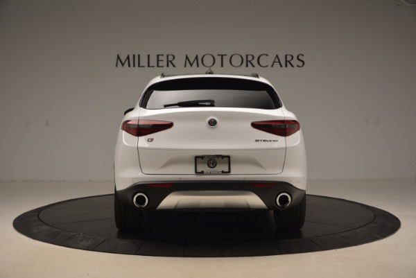 New 2018 Alfa Romeo Stelvio Sport Q4 for sale Sold at Pagani of Greenwich in Greenwich CT 06830 6
