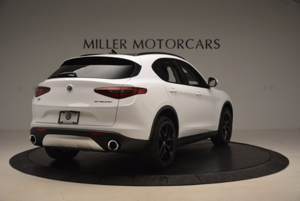 New 2018 Alfa Romeo Stelvio Sport Q4 for sale Sold at Pagani of Greenwich in Greenwich CT 06830 7
