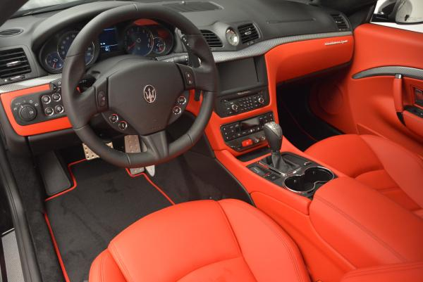 New 2016 Maserati GranTurismo Sport for sale Sold at Pagani of Greenwich in Greenwich CT 06830 13