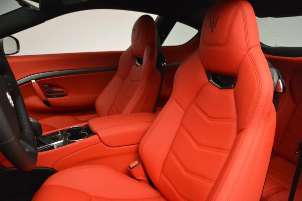 New 2016 Maserati GranTurismo Sport for sale Sold at Pagani of Greenwich in Greenwich CT 06830 15