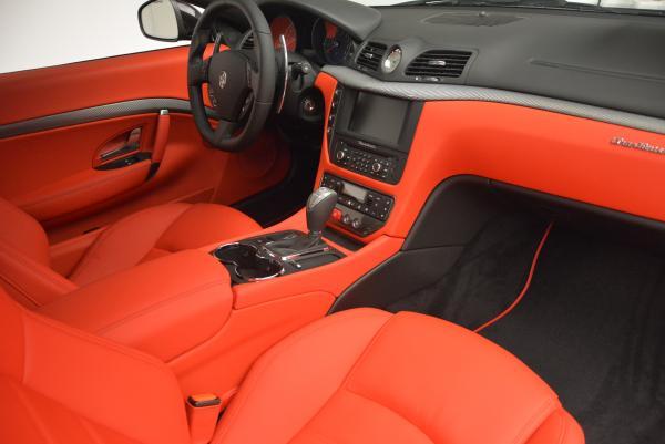 New 2016 Maserati GranTurismo Sport for sale Sold at Pagani of Greenwich in Greenwich CT 06830 16