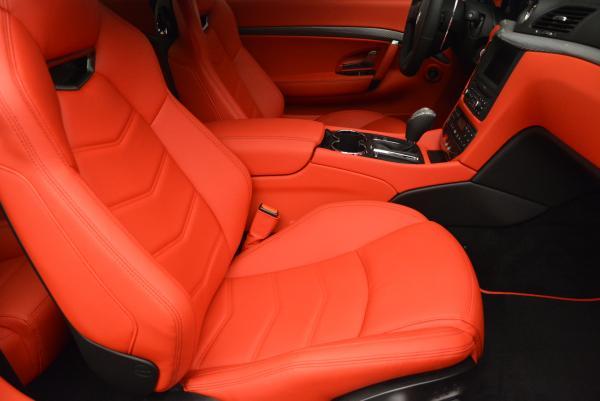 New 2016 Maserati GranTurismo Sport for sale Sold at Pagani of Greenwich in Greenwich CT 06830 17