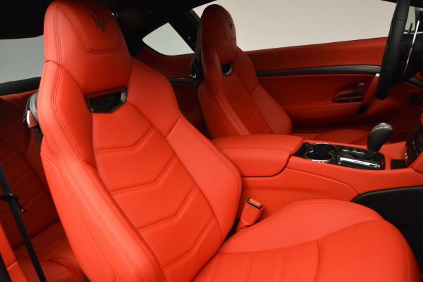 New 2016 Maserati GranTurismo Sport for sale Sold at Pagani of Greenwich in Greenwich CT 06830 18