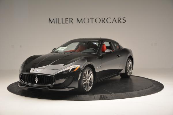 New 2016 Maserati GranTurismo Sport for sale Sold at Pagani of Greenwich in Greenwich CT 06830 1