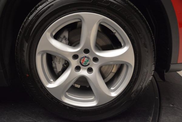 New 2018 Alfa Romeo Stelvio Q4 for sale Sold at Pagani of Greenwich in Greenwich CT 06830 25