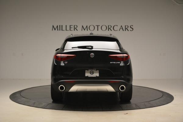 New 2018 Alfa Romeo Stelvio Sport Q4 for sale Sold at Pagani of Greenwich in Greenwich CT 06830 6