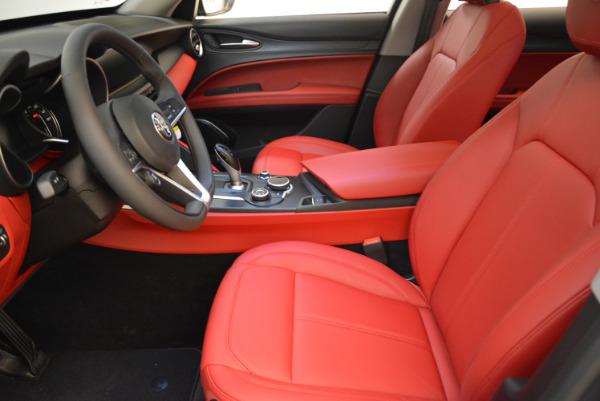 New 2018 Alfa Romeo Stelvio Q4 for sale Sold at Pagani of Greenwich in Greenwich CT 06830 14