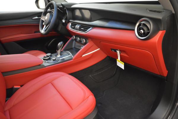 New 2018 Alfa Romeo Stelvio Q4 for sale Sold at Pagani of Greenwich in Greenwich CT 06830 16
