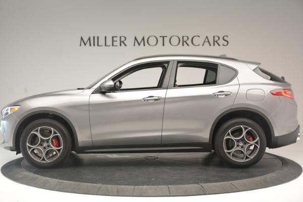New 2018 Alfa Romeo Stelvio Sport Q4 for sale Sold at Pagani of Greenwich in Greenwich CT 06830 2