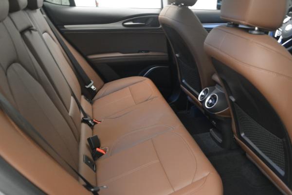 New 2018 Alfa Romeo Stelvio Sport Q4 for sale Sold at Pagani of Greenwich in Greenwich CT 06830 20