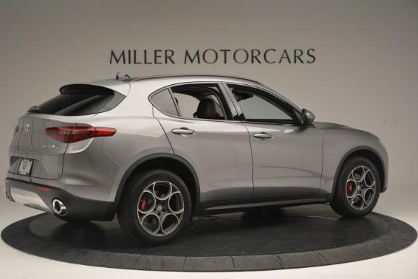 New 2018 Alfa Romeo Stelvio Sport Q4 for sale Sold at Pagani of Greenwich in Greenwich CT 06830 7