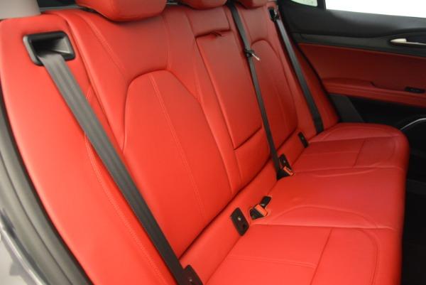 New 2018 Alfa Romeo Stelvio Q4 for sale Sold at Pagani of Greenwich in Greenwich CT 06830 24