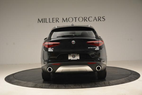 New 2018 Alfa Romeo Stelvio Q4 for sale Sold at Pagani of Greenwich in Greenwich CT 06830 6