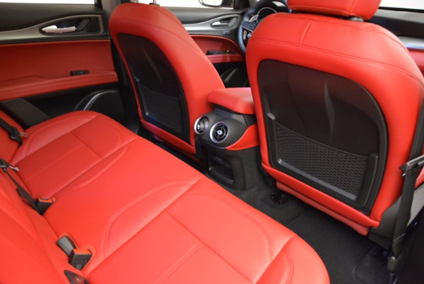 New 2018 Alfa Romeo Stelvio Sport Q4 for sale Sold at Pagani of Greenwich in Greenwich CT 06830 22
